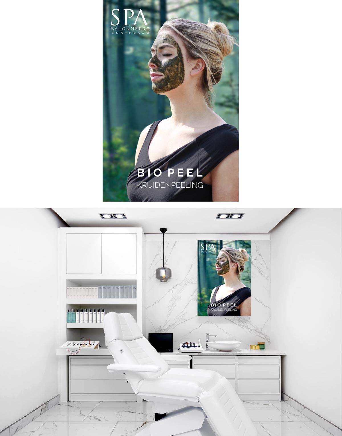 Poster design Bio Peel